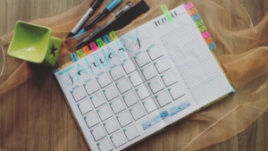 tips to use planner for maximum productivity