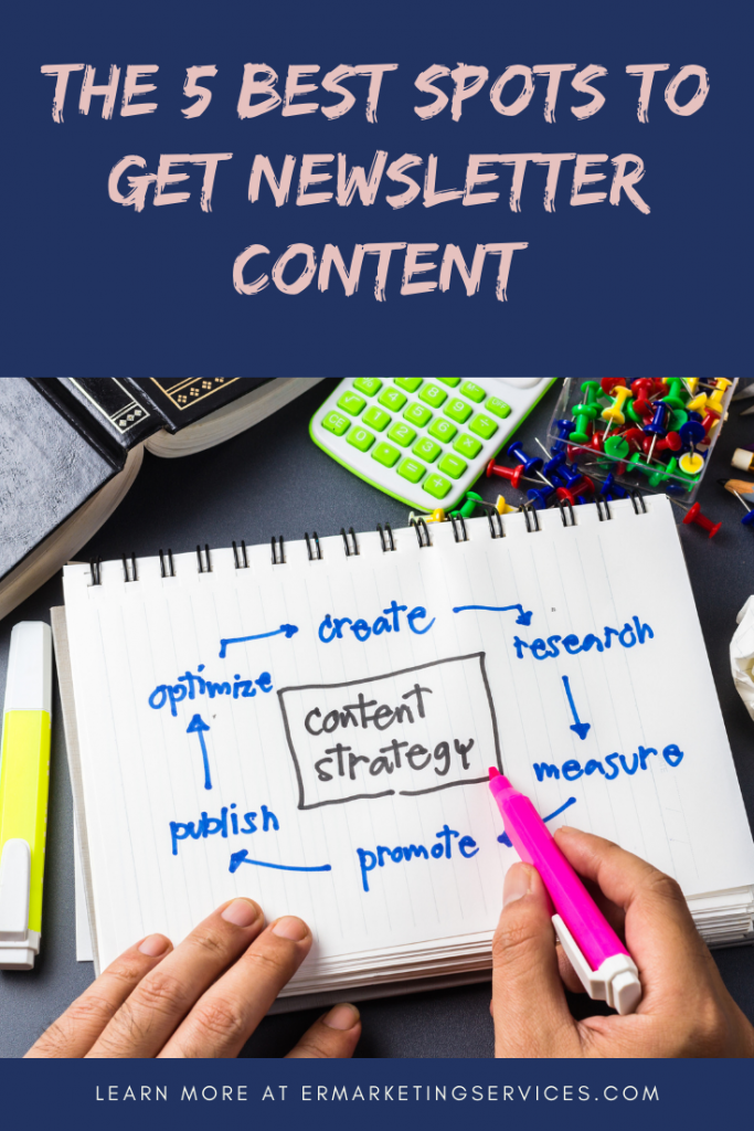 The 5 Best Spots To Get Newsletter Content ideas