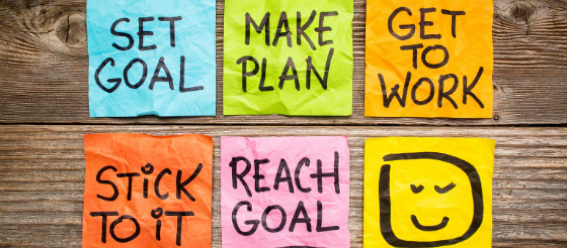 5 Tips To Set Strong and Achievable Business Goals